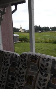 Besök vackra Kårböle i Hälsingland