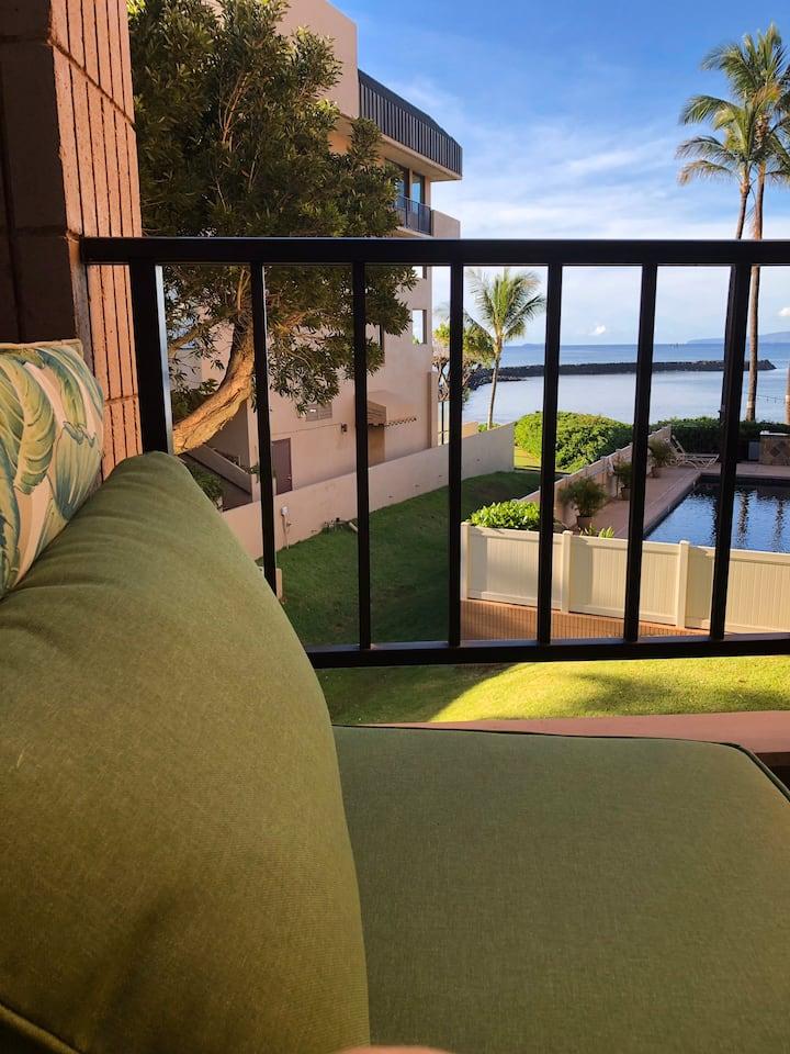 Maalaea phenomenal Ocean Front Property