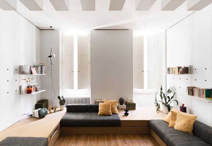 Cozy Design Apartment in Oltrarno
