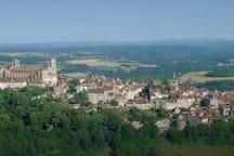 Vezelay et sa basilique
