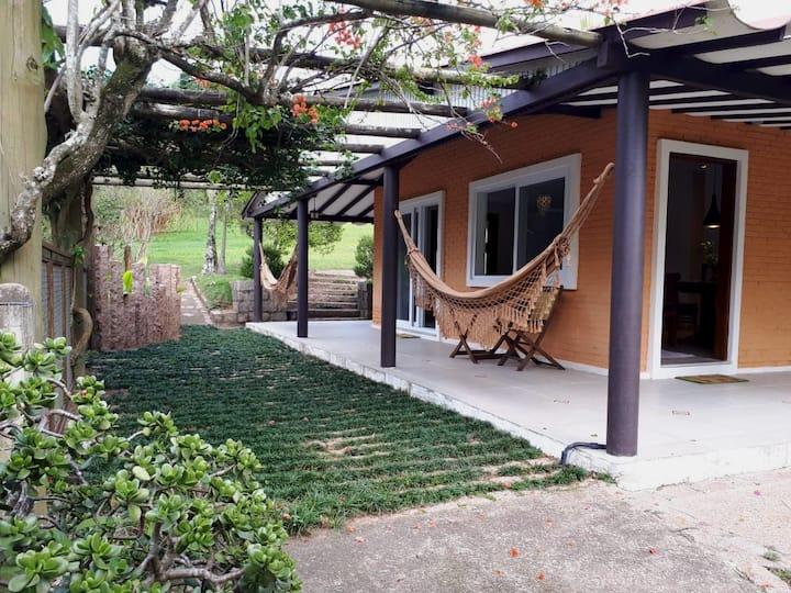 Casa de Campo, natureza,trilhas, Beach tennis