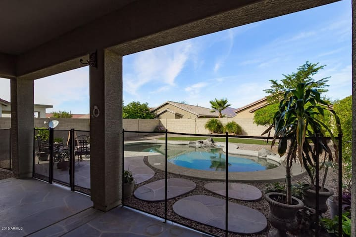 Beautiful Gold Canyon Home 5 bed 2.5 bath - Gold Canyon - Hus