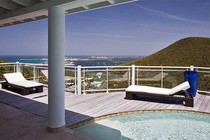 Villa Horizon (105225) - Cole Bay - Villa
