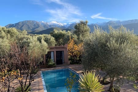 Charming Villa in the Atlas Mountains
