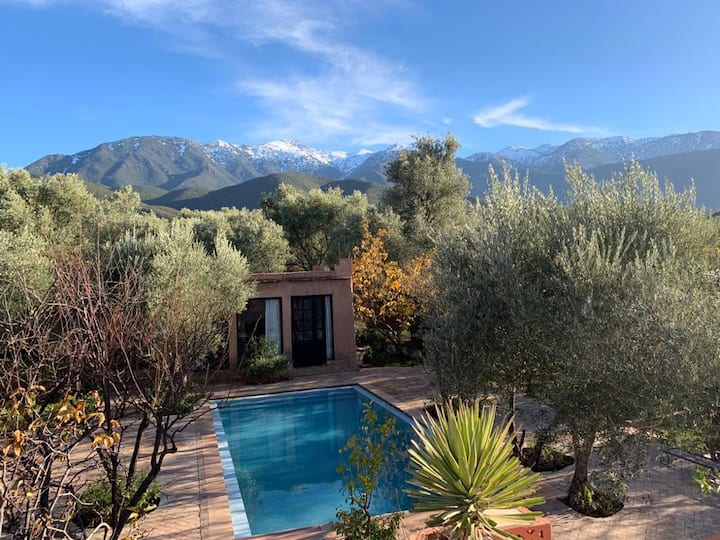 Charming Villa in the Atlas Mountains