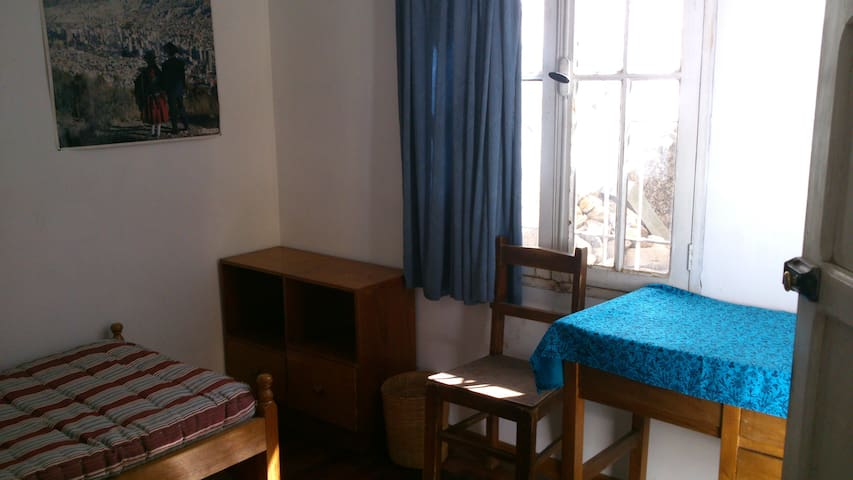 Cozy room in Sopocachi (2) - La Paz - Bed & Breakfast