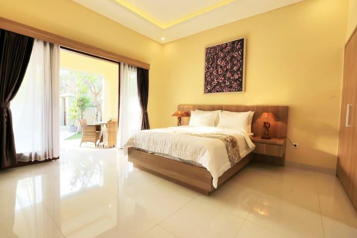 One Bedroom Villa with Pool in Uluwatu