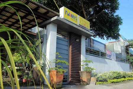 TWINEES CASITAS Room #1 - Bacolod City - Bed & Breakfast
