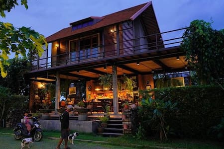 Baanbongphaohn บ้านบองปะโอน รี