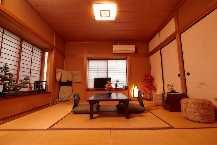 Historical and quaint house in Shinagawa 65㎡