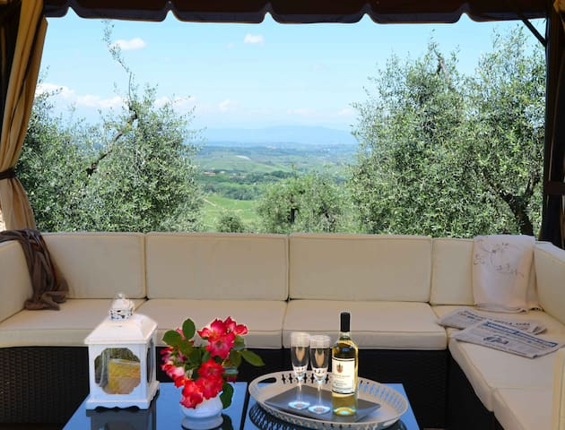 POPULONIA Rigone in Chianti
