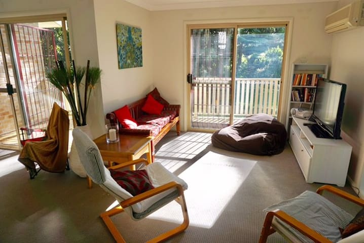 Quiet Oasis, 3 Bdrms, close to CBD, Lane Cove - Lane Cove