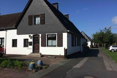 Wohnung in Uerdingen für 1-2 Personen nähe Messe