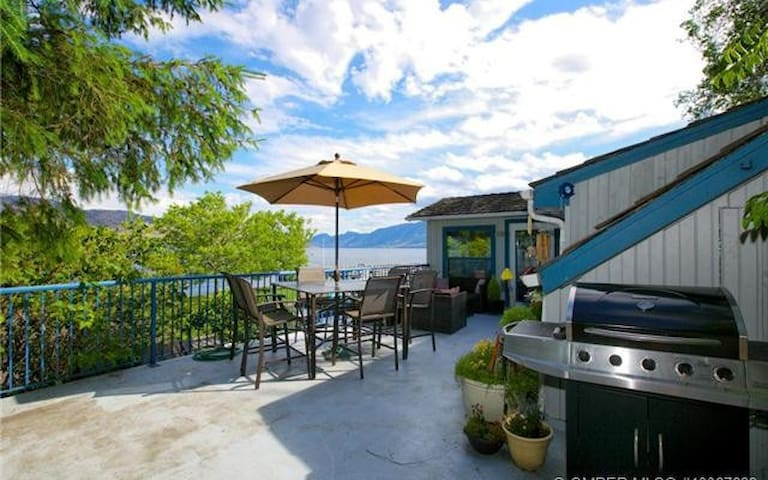 Upper Lakeview Suite - Peachland - Appartement