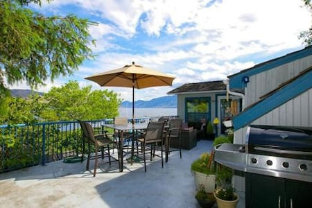 Upper Lakeview Suite - Peachland