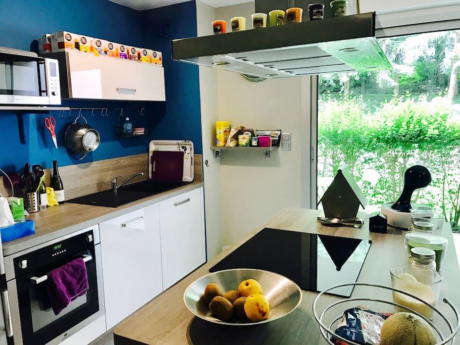 cuisine aménagée