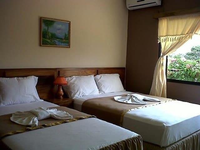 Habitación doble Hotel Santa Lucía de Comayagua