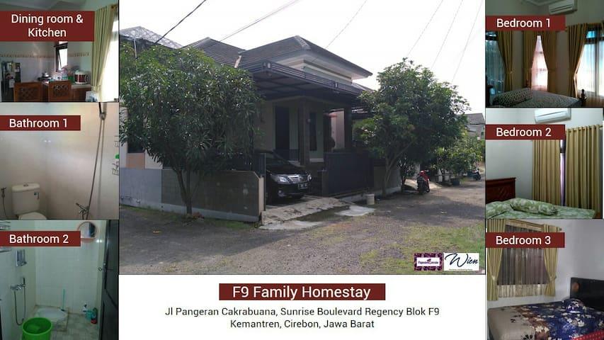 WIEN - F9 Family Homestay