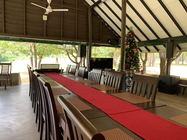Governor's Camp Wilpattu
