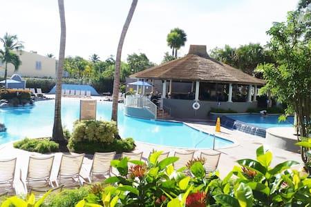 Beach Villa pool front@Dorado del Mar Beach Resort - ドラド