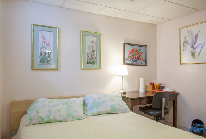 Quiet Room -Heart of Squirrel Hill