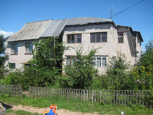 Огромный дом - Novgorodsky District - House