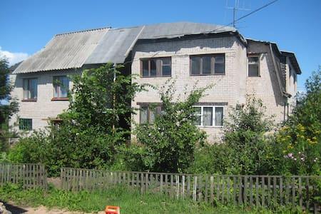 Огромный дом - Novgorodsky District - Huis