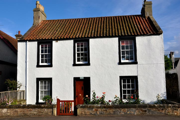 Pilgrim's Way Cottage - Elie - Apartment
