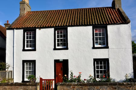 Pilgrim's Way Cottage - Elie