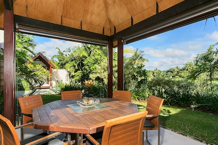 Bali Inspired Villa with Plunge Pool - Port Douglas - Villa