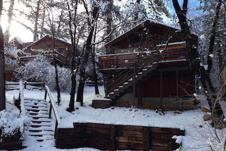 Cozy Cabin Retreat - Sugarloaf - Stuga