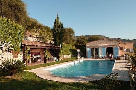 Villa Les Sources - Falicon