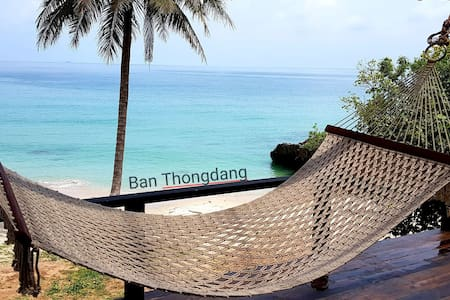 Ban Thongdang Beachfront House