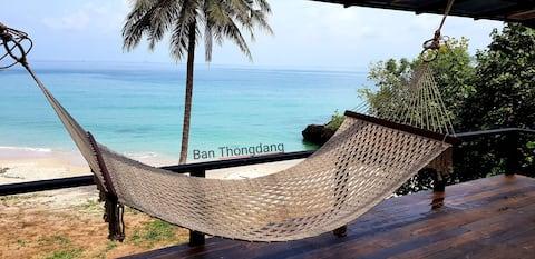 Ban Thongdang Beachfront House