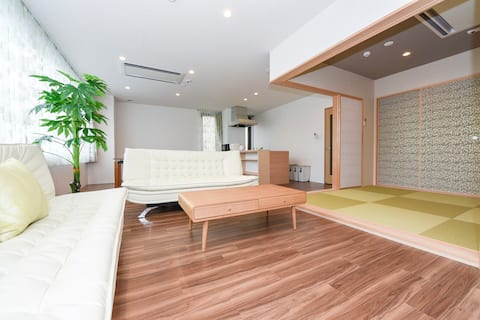 Cozy Room☆6 mins' walk from JR Otaru sta. RYOAN 3F