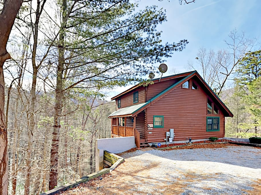 Welcome to Gatlinburg! Your rental is professionally managed by TurnKey Vacation Rentals.