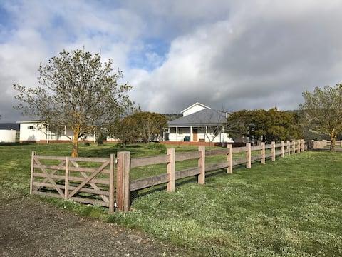 Great views at Farm Retreat