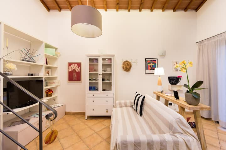 Smart Loft @ Florence 12 min to Duomo Cathedral