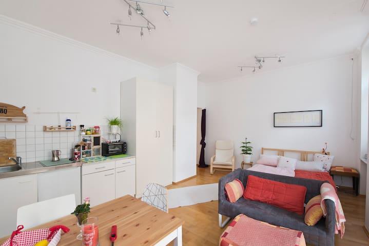 Kuschelige Wohnung zu vermieten :-) - Frankfurt am Main - Apartment