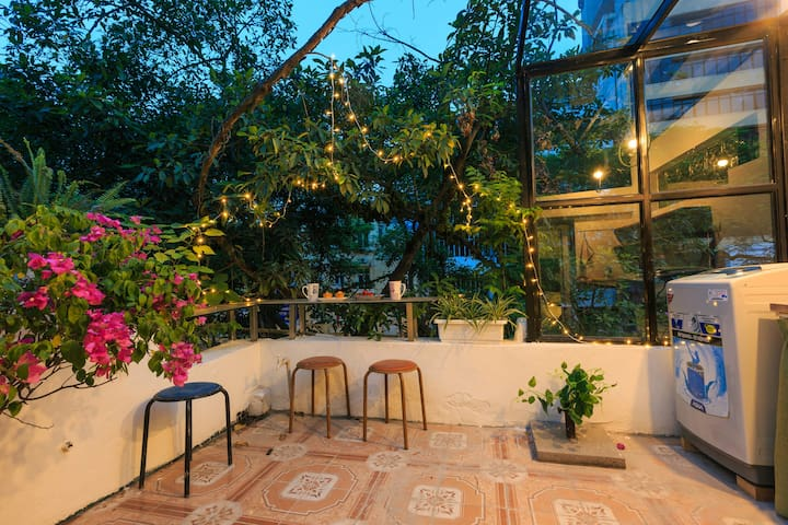Unihome #4: Ecofriendly homestay centre Hanoi