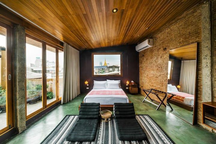 Ba hao Residence x SANTIPHAP ROOM