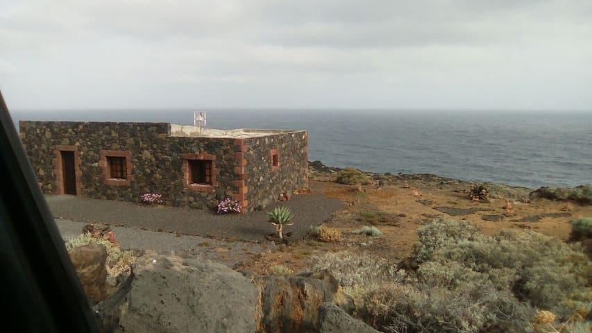 vistas espectaculares al océano atlántico - Villa de Valverde - Rumah
