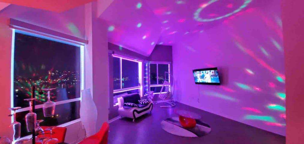 Resort-Style Penthouse