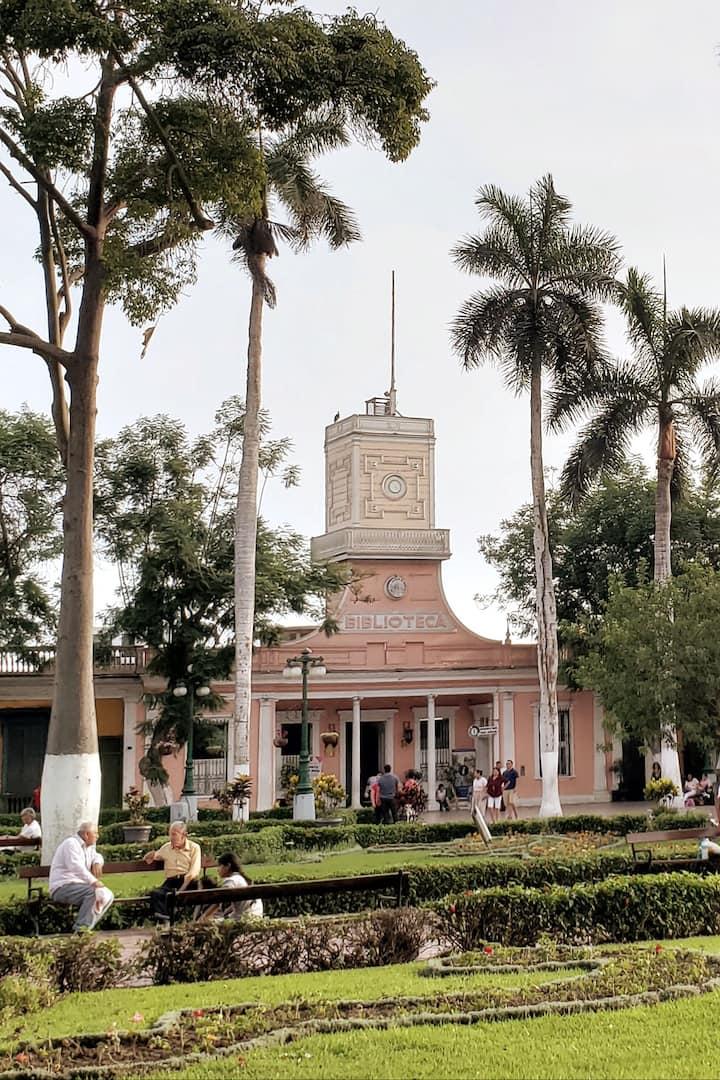 Parque de Barranco