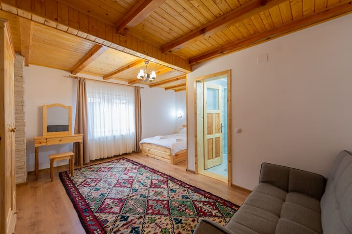 Traditional spacious room with private bathroom