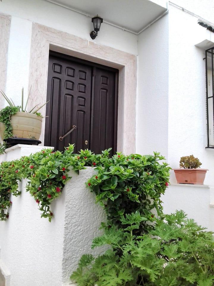 La Marsa: maison en pleine nature