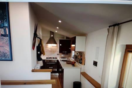 Delizioso appartamento in stabile del 1600