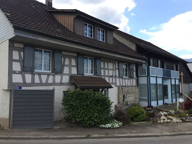 Charming Countryside Flat Near Frauenfeld