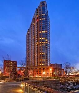 1#Manhattan View #Manhattan 1 Stop #For one person - Queens - Apartment