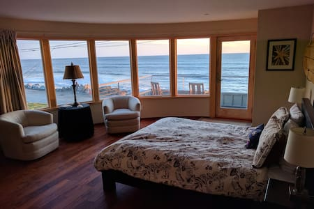 Relaxing Miramar Beach Oceanfront Getaway - Half Moon Bay - 獨棟